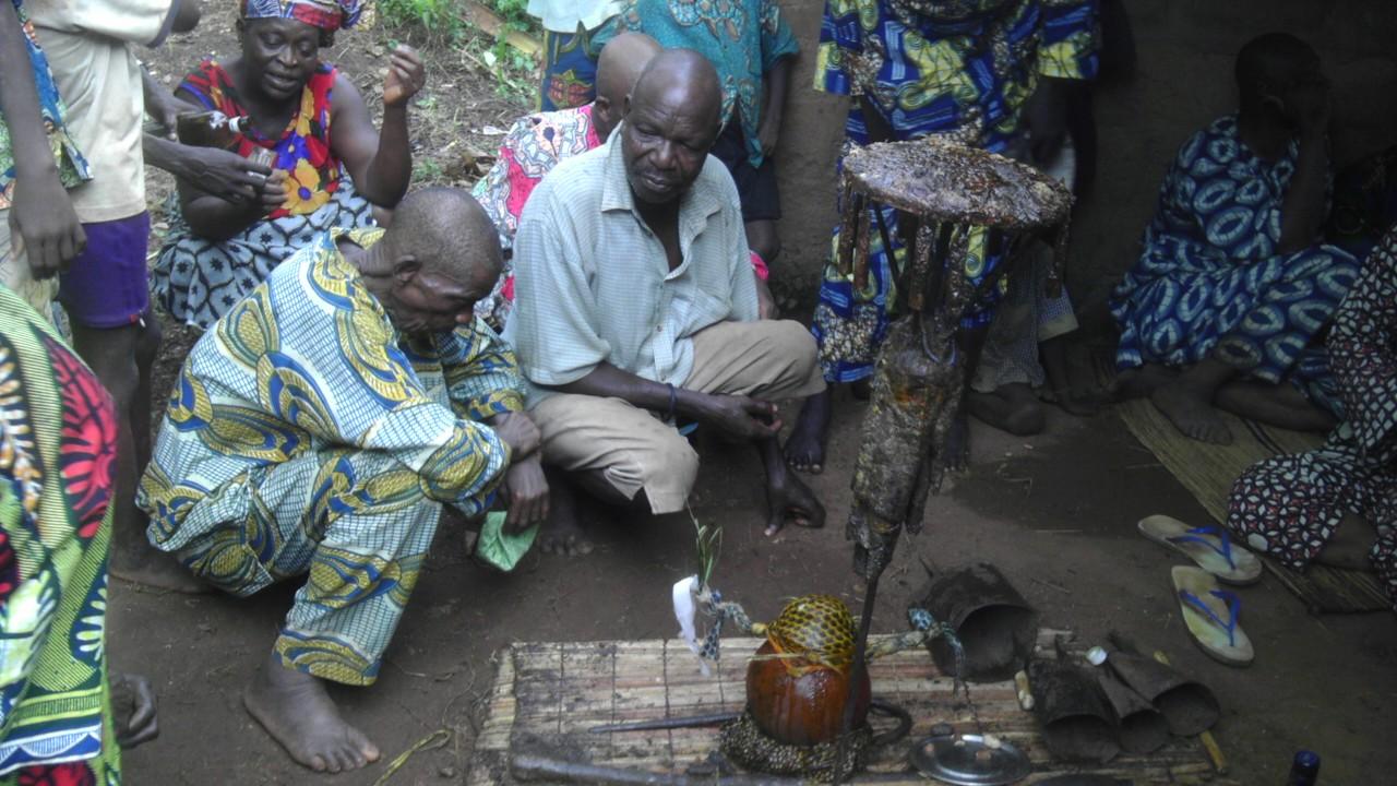 Fête du Vodoun à Kétou