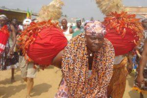 La Fête de Vodoun au Bénin